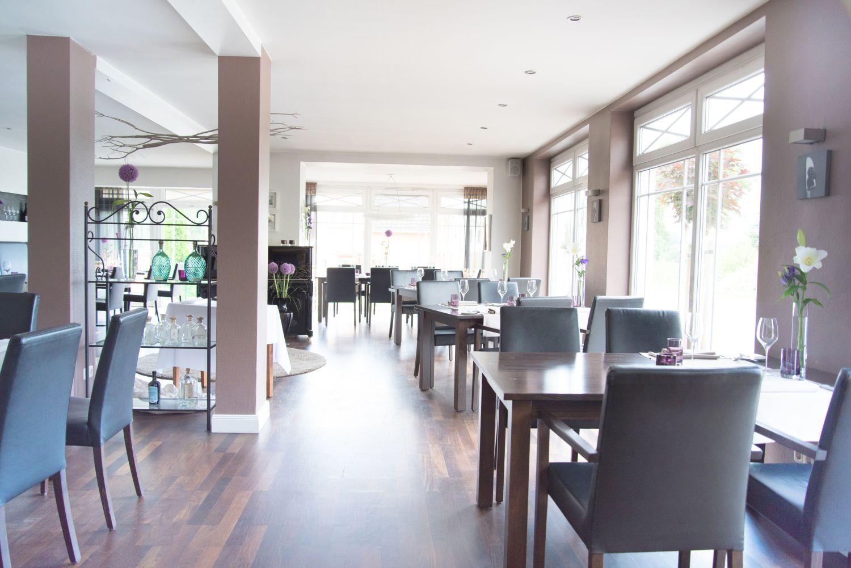 Moderner Wintergarten Mit Stilvollem Ambiente Restaurant Hauck